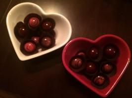 heart-bowls